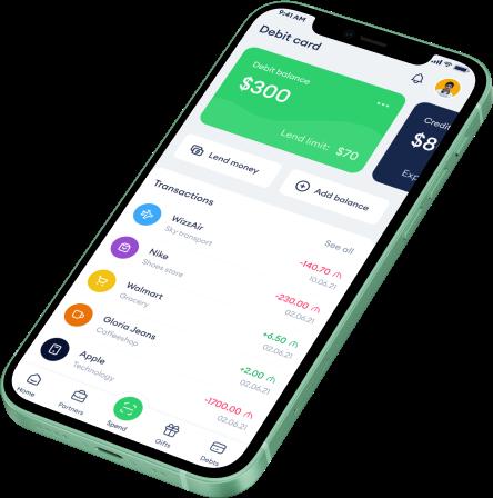 virtual-card-mobile-app-screen